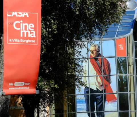 CINEMA IN ROME